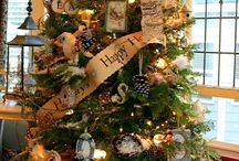Christmas Tree Themes / by Denise Magill