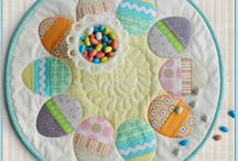 easter quilts / by Patty Hanssens