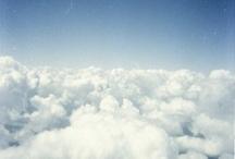 Ah, clouds.  / by Sandra Kellim