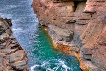 Wanderlust: Maine / Seeing all 50 states