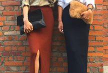 Sukňa+košeľa