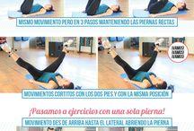 Sesiones de ejercicio