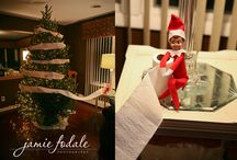 Elf on the shelf / by Myghty Ayres