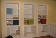 Bookcase Project