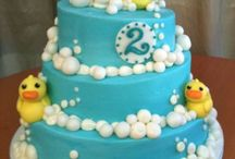 First birthday ideas  / by Nichole Ronich