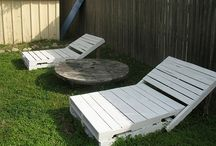 Pallets: Things to make with pallets / by Lynn Madison Christopher