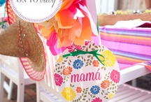 Heidi's Fiesta Baby Shower