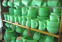 Jadeite Only / by Jackie Whitnack