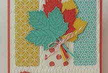 Autumn Cards / Autumn Cards