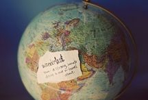 Wanderlust.. / Places I've been and places I long to see..