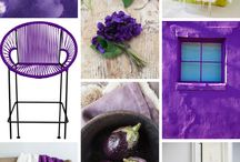 Ultra Violet 18-3838 - Colour of the Year 2018 PANTONE