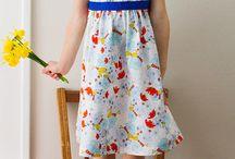 Sewing - Little Girl's Spring/Summer Wardrobe