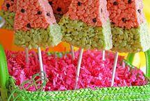 Fruit Birthday Party