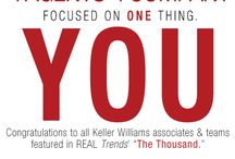 Why Keller Williams / What sets Keller Williams apart from the other real estate brokerages... Why should you choose Keller Williams