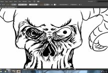 Digital Art / Sketch By fajarrudinml