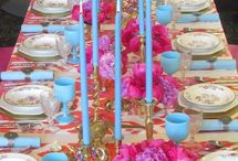 Table settings / by Eddie Ross