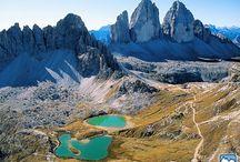 Italië Dolomieten