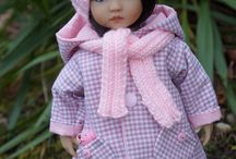 šitie na bábiku