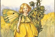 Fairies Theme Reception/Year 1