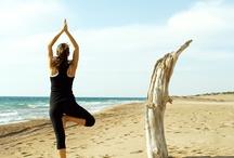 NAMASTE ॐ / Yoga inspiration.