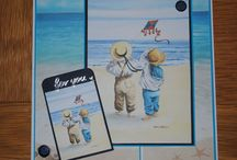 The Seaside / A selection of items available for sale on our online marketplace to do with the seaside