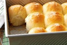 Bread / Bagels, Bread Bun, Bread Muffins, Bread Pretzels, Bread Ring, Bread Roll,  Bread Souffle, Bread Sticks, Bread Twists, Crackers, Ciambelle, Dough, Flatbread, Focaccine, Garlic Bread, Irish Soda Bread, Naan, Pita Bread, Raisin Bread, Ramen Bun, Sandwich Buns, Steamed Buns, Stromboli, Toast, Tortillas, Veggie Bread, Wraps,