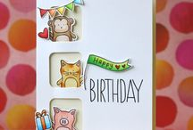 kid's birthday cards ideas