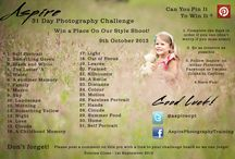 31 Day Photo Challenge (August 2013)