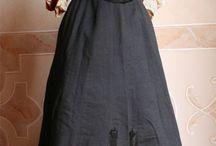vestidos del 1900