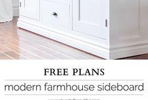 Interior design free plans