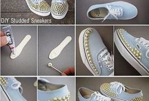 shoes DIY!