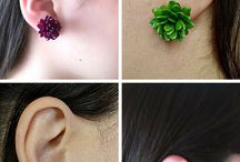 Jewellery with natural seeds