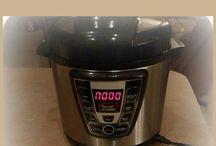 Pressure cooker meals / by Renee' Weaver