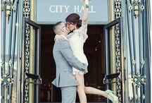 Civil ceremony photos