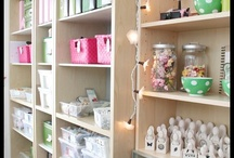 Craft rooms/office space