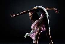 Dance is the Hidden Language of the Soul / by Elizabeth Hyland