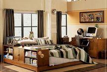 Dream Home - Teenage Boys Bedroom