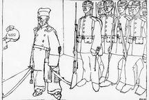 Wilhelm Voigt, der Hauptmann von Köpenick / Der Schuster Wilhelm Voigt verkleidete sich am 16. Oktober 1906 als Hauptmann, besetzte das Rathaus von Köpenick bei Berlin und türmte mit der Stadtkasse. Über Nacht war der dreiste Gauner ein Medienstar. Ganz Deutschland, ja die ganze Welt amüsierte sich über den Räuberhauptmann und seine Köpenickiade.