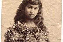 Maori Tuhoe Women