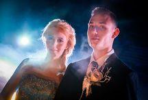 Jégvarázs esküvő / Frozen Wedding