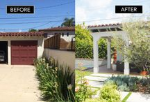 BEFORE & AFTER'S / Interior Architecture & Design remodels from our office!