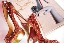 "♔ Christian Louboutin ♔  Here we Go Loubi Lou ♔  / ""I don't know who invented high heels, but all women owe him a lot!"" Marilyn Monroe"