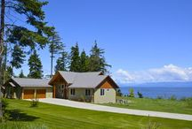 Vacation properties, Vancouver Island