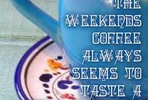 Coffee Love / Coffee and coffee shop love.