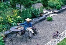 Roof Garden Gravel