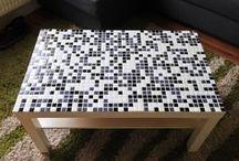 Hack obyvacka stol