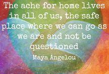 Home quotes / by Tasha Nicole
