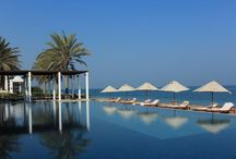 The Chedi Muscat - luxury hotel review / Glorious hotel in Oman
