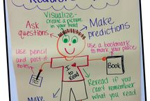 Anchor Charts / by Suzanne Wheeler