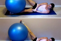 At home fitness / by Jeanine Smith